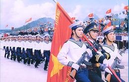 Kỷ niệm 60 năm thành lập Hải quân Nhân dân Việt Nam