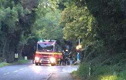 Hỏa hoạn kinh hoàng ở Ireland, 10 người thương vong