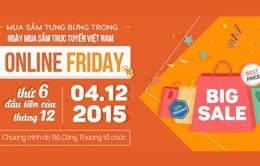 Ngày mua sắm trực tuyến lớn nhất Việt Nam dự kiến đạt doanh số 25 triệu USD