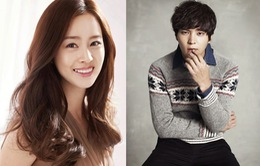 """""""Bỏ rơi"""" Rain, Kim Tae Hee kết đôi với trai trẻ"""