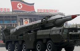 Triều Tiên đã phóng thử 2 tên lửa đất đối không tầm ngắn KN-06