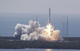 Mỹ: Tên lửa SpaceX Falcon 9 phát nổ sau khi rời bệ phóng