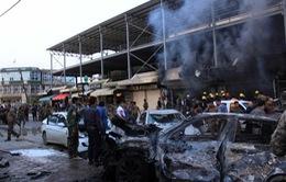 IS nhận trách nhiệm vụđánh bom gần lãnh sự quán Mỹ tại Iraq