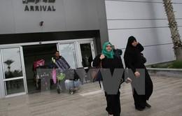 Ai Cập mở cửa khẩu với Dải Gaza trong 3 ngày