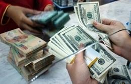 Thị trường ít biến động sau khi NHNN hạ lãi suất tiền gửi bằng USD