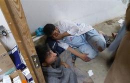 MSF kêu gọi điều tra vụ không kích vào bệnh viện tại Afghanistan