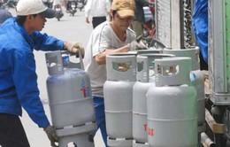 Giá bán lẻ gas tiếp tục giảm 12.000 đồng/bình