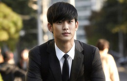 Kim Soo Hyun tái xuất với phim hành động