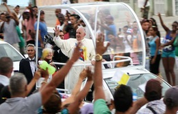 Giáo hoàng Francis I bắt đầu chuyến thăm Cuba