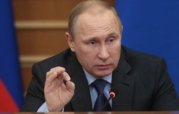 Tổng thống Nga lên án vụ Mỹ không kích Syria