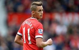 Chuyển nhượng 6/8: Chưa đón Pedro, Man Utd tính tiễn sao trẻ Januzaj