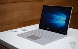 Cận cảnh siêu laptop 13,5 inch Surface Book của Microsoft