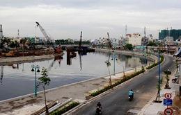 Dân vui mừng trước dự án cải tạo kênh Tân Hóa - Lò Gồm