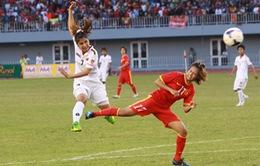 ĐT Myanmar đại thắng Philippines tại Giải bóng đá nữ quốc tế TP.HCM