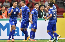 ĐT Thái Lan chiếm ngôi vị số 1 ĐNÁ, Việt Nam giữ nguyên hạng 147