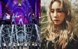 Dàn nghệ sĩ của SM Town đổ bộ MAMA 2015