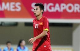 Hai ngôi sao U19 Việt Nam lọt vào tầm ngắm của Man City