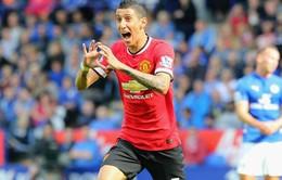 Man Utd - Leicester City: Rũ bỏ ký ức kinh hoàng (22h, Bóng đá TV)
