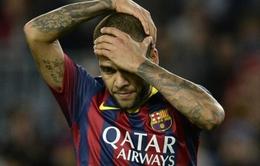 Dani Alves chưa chắc chia tay Barcelona