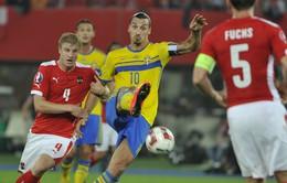 Bốc thăm play-off Euro 2016: Thụy Điển quyết chiến với Đan Mạch