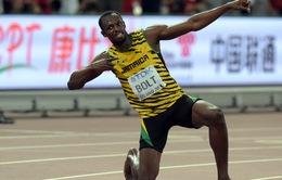 Usain Bolt giúp đoàn Jamaica thống trị các cự ly nước rút tại giải VĐTG 2015