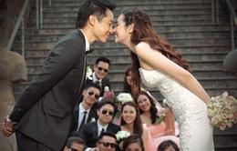 Ngắm bộ hình cưới đẹp như mơ của Trúc Diễm