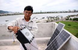Gặp nhà sáng chế tiết kiệm điện tại Đà Nẵng