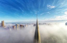 """Những bức ảnh ấn tượng chụp từ góc """"chim trời"""" năm 2015"""