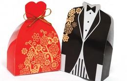 D'art Chocolate ra mắt sản phẩm quà đáp lễ Chocoart Wedding