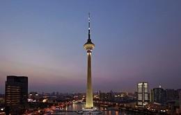 10 tháp truyền hình cao nhất thế giới
