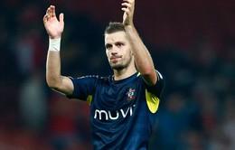 Schneiderlin hoàn tất kiểm tra y tế, chuẩn bị gia nhập Man Utd