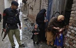 Pakistan bắt giữphụ huynhtừ chối tiêm vaccine bại liệt cho con