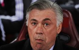 Bị Atletico loại sớm, HLV Ancelotti vẫn hài lòng về Real