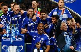 Lịch thi đấu vòng 35 Ngoại hạng Anh: Chờ đợi giây phút đăng quang của Chelsea