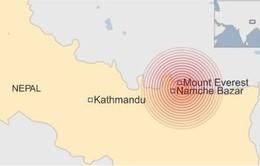 Lại động đất 7,3 độ Richter tại Nepal