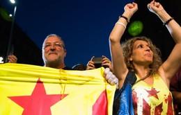 Đảng ủng hộ độc lập Catalonia chiến thắng bầu cử khu vực
