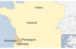 Xe tải đâm trực diện xe bus ở Pháp, 42 người thiệt mạng