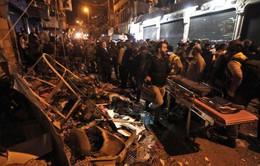 Đánh bom tự sát liên tiếp khiến 37 người thiệt mạng tại Beirut, Liban