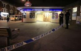 Cảnh sát Anh điều tra vụ tấn công ở ga tàu điện ngầm Leytonstone