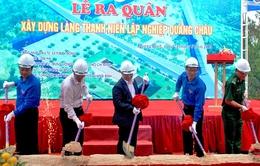 Quảng Bình: Xây dựng Làng thanh niên lập nghiệp Quảng Châu