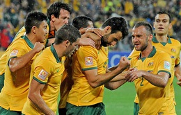 Asian Cup 2015: Đánh bại UAE, Australia tái ngộ Hàn Quốc tại chung kết