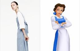 Những bộ cánh được thiết kế theo phong cách Disney