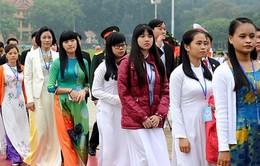 Hơn 360 đại biểu dự Đại hội Tài năng trẻ Việt Nam