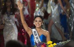 Tân Hoa hậu Hoàn vũ: Tôi không lấy vương miện của hoa hậu Colombia