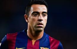 """Xavi chấp nhận ở lại """"cứu rỗi"""" Barcelona tới năm 2016"""