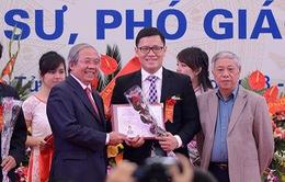 """PGS trẻ nhất Việt Nam """"tràn đầy tự hào"""" khi tham gia diễu binh, diễu hành mừng 70 năm Quốc khánh"""