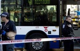Israel: 12 người bị thương sau vụ tấn công bằng dao trên xe bus