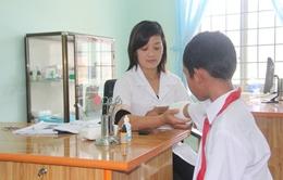 Đồng Tháp chuẩn hoá đội ngũ nhân viên y tế học đường