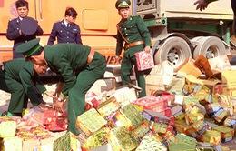 Quảng Bình: Bắt giữ hơn 380 kg pháo lậu