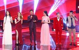Giọng hát Việt: Mỹ Tâm nhắm mắt loại Vân Anh